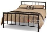 Mobilia della camera da letto che piega i singoli disegni eccellenti della base del metallo con il materasso
