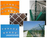 Spinato-collegare di Yaqi Supply Galvanized Razor/Spinato-collegare Price Per Roll/Spinato-collegare per Fence