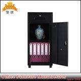 Bureau en métal de stockage Deux Compatments armoire de fichiers