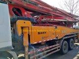 2011年のSanyベンツシャーシが付いているトラックによって使用されるSanyの具体的なポンプトラック