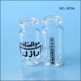 Medizinische Glasflasche