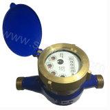 Lxsy-E1 Multi Jet liquide complète scellé Compteur d'eau en laiton de classe C