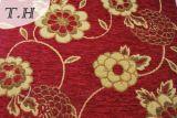 Большинств популярная софа ткани жаккарда синеля в Африке специально