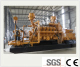 Gas-Generator-Set China-500kw niedriges B.t.u.