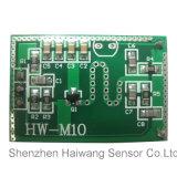 10.525GHz de Module van de Sensor van de microgolf voor T8 Buizen (hw-M10)