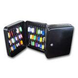 Cadre portatif classieux de coffre-fort de pistolet d'empreinte digitale biométrique