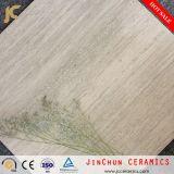 Línea azulejo del grano de piso Polished de la porcelana de la piedra