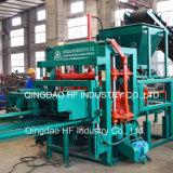 Qt4-20 concrete Blokken voor het Bedekken van de Gebruikte Machine Afrika van de Baksteen Hydraform