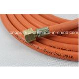 Cer-Bescheinigung En16436 Wp 300 P/in 6mm x 13mm flexibler Erdgas-Gummischlauch