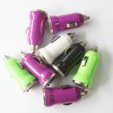 무선 차 충전기 탄알 5V USB 이동 전화