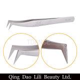 Lilibeautyltd 100% Echt Roestvrij Pincet van de Precisie van de Reeks van Vetus SP Ultra voor de Uitbreiding Anti Zure ESD Tweezer van de Wimper