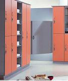 A durabilidade e segurança Armário para armazenamento de desenho