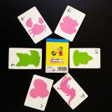 グループの子供の遊ぶことのための教育フラッシュゲームカード