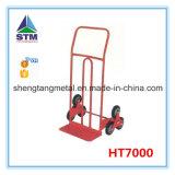 Heavy Duty Sechs-Rad Treppensteigen Hand Trolley (HT1426)