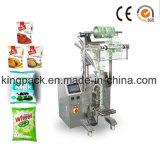 Especias totalmente automática de llenado de detergente en polvo Leche de máquina de embalaje