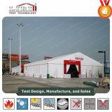 Une forte exposition mobile tente de l'événement 30x50m avec des murs solides ABS
