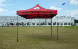 3X3 Promoção Customized Trade Show marquise externa tenda dobrável tenda, Tenda de pop-up
