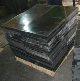 Zwarte SBR NBR EPDM Neoprene Rubber Sheet in Hebei