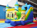 Desprezível Me Minions Inflatable Bouncer Combo Carton Bouncer (chb590)