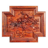 CNCのルーターのドアの彫版マルチヘッド木製のルーターCNCの彫刻家Vct-3230W-2z-12h