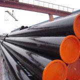 Pipe en acier sans soudure à chaud en acier au carbone pour projet de pétrole et de gaz
