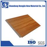 Hot Sale à l'intérieur de la surface du grain de bois ignifugé étanche anti-dérapant WPC Flooring