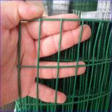 構築のグリルのためのPVCによって塗られる電流を通された溶接された網