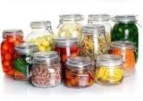500ml. Glasglas der Qualitäts-750ml für Speicherung