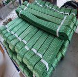 L'imbracatura di nylon della tessitura del poliestere, il materiale della tessitura, il carico che frusta, la cinghia, cricco lega giù