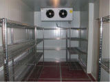 Temperatura insufficiente della stanza del congelatore ad aria compressa della stanza del congelatore del ghiaccio di Cuber