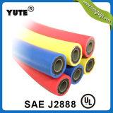 Fabricant flexible en caoutchouc SAE J2196 3 couleurs R410un tuyau de charge