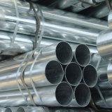 Tubo de acero galvanizado en caliente con el recubrimiento de zinc 40-60g