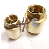 MessingSpring Check Valve mit Brass Core