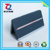 Soem-Zinn-Bleistift-Kasten mit Draht-Scharnier für Bleistift 12