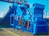 Las líneas de máquinas de trituración de metal reciclado trituradora Shredder