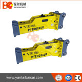 Tipo silencioso disjuntor hidráulico para a máquina escavadora pequena (YLB680)