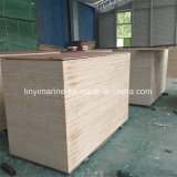 pegamento lleno de la madera contrachapada E1 de 1250*2500m m Okoume