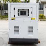 50kVA Groupe électrogène Diesel insonorisées avec la capacité du réservoir de carburant de 8 heures
