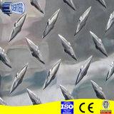 piatto di alluminio di slittamento del piatto dell'impronta dell'alluminio 3003 anti
