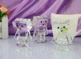 Подарок кристаллический домашних декоров кристаллический для подарка дня рождения
