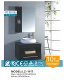 Vanidad prefabricada montada en la pared del cuarto de baño de China del surtidor del diseño digno de confianza del hogar