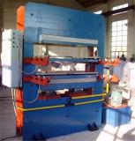 160t 최신 압박 주조 기계 플래튼 고무 가황 기계