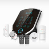 L'alarme de cambrioleur d'intrus de Homsecur 3G autoguident l'alarme de système de caméra de sécurité de système d'alarme