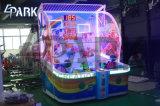 2 Spieler-Innensport-Kind-Basketballspiel-Maschine