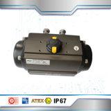 Actuador neumático de la marca de fábrica de Fct para la vávula de bola