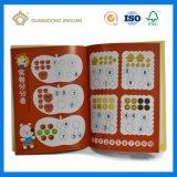Puntada de montura de la pizca de la impresión del libro de niños (compartimiento)