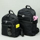 簡単で、軽い方法オックスフォードファブリック倍のショルダー・バッグを取り替えるカップル旅行