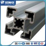 Perfil de aluminio de Exrusion del estándar internacional para la industria