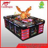 Máquina de juego de arcada del cazador del rey 3 pescado del dragón