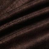 Nueva tela del terciopelo de la alta calidad 2018 para el sofá (FHP004)
